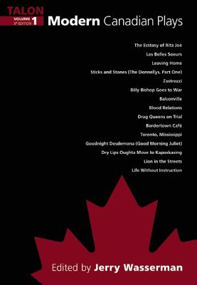 Modern Canadian Plays By Wasserman, Jerry (EDT)